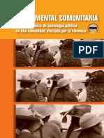 Lectura Inicial Salud Mental Comunitaria