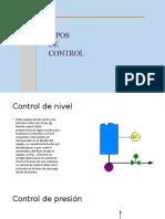 Clase 6 Tipos de Control
