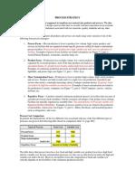 Class 9 - Process Strategy(1)