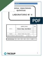 quimica  laboratorio4