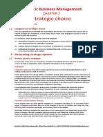 SBM Study Manual-Chapter-2 Strategic Choice-Theory & Model.pdf