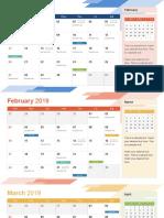 7896-01-2019-calendar-powerpoint-template-16x9
