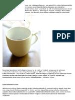 216100Clever nutzen - Kaffeevollautomat One Touch Günstig Das hast du noch nicht gelesen