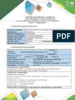 Guía de actividades y rúbrica de evaluación  Paso 2 - Diagnóstico (1).pdf