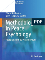 Methodologies in Peace Psychology_ Peace Research by Peaceful Means