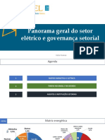 Panorama geral do setor elétrico e governança setorial_Victor