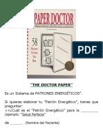 - tutorial - Como Elaborar sus Patrones Energeticos THE DOCTOR PAPER  y The Dr Paper. 65docx