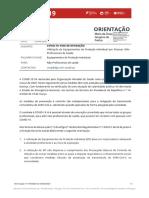 DGS____Orientações sobre proteção não profissional