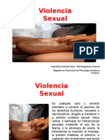TALLER DE VIOLENCIA SEXUAL LADY