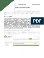 Luis Eduardo Peralta Molina Sistemas Operativos Instructor_ José Doñe 2010-2940. Como crear un Servidor DHCP en ClearOS