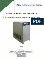 UPS 30 KVA