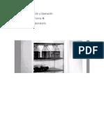 Manual de Instalación y Operación FFPF3030A