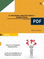 CLASE 2 PROGRAMA Y NORMATIVIDAD(1)(1)