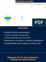Webnar Saturação de TC e filtragem adaptativa