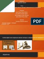 actividad 10 Cartilla digital sobre legislación laboral entrega 5, indemnización de trabajadores