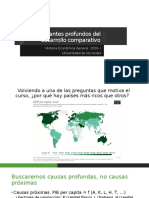 2. Determinantes profundos del desarrollo comparativo - Instituciones Acemoglu&Robinon Cap 2,3.pptx