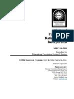 NFRC_100-2004