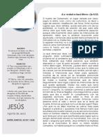 LA PASION DE JESÚS  (EN EL HUERTO DE GETSEMANÍ)