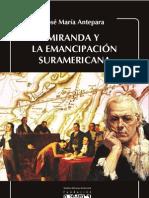 Miranda y La Emancipacion