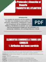 MANUAL PROTOCOLO Y ATENCION  AL USUARIO
