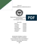 Administrasi Kependidikan Dalam Profesi Keguruan