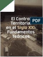 Luis Martín Moreno (Edit.) - El control territorial en el siglo XXI. Fundamentos Teóricos (2017)