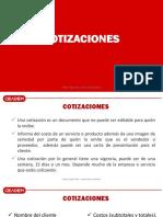 6. COTIZACIONES (C) (1)