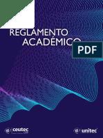 Reglamento Académico