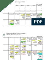 Agenda Bimestral FSA - AVA 2020