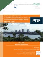 projet grand abidjan 2030