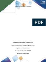 Estadistica Descriptiva - Analisis de Informacion