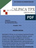 INCALPACA TPX