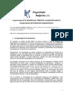 Arqueología de la arquitectura. Objetivos y propuestas para la conservación....pdf