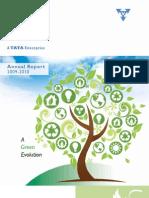 Voltas Annual Report 2009-2010
