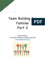team building for families part 2