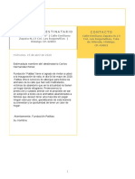 Cartas de Fundacion Final