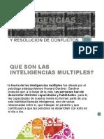INTELIGENCIAS MULTIPLES PSICOLOGÍA
