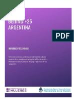 INFORME ARGENTINO BEIGING +25 - 2019rev