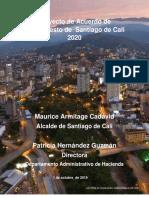 Presupuesto 2020 - Alcaldia de Santiago de Cali (2) - copia.pdf