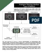 Interfase Navitron NT990 ASI para autopiloto
