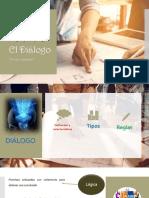 Lógica 5. El Diálogo- caraterísticas-tipos y definición.pdf