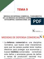 TEMA 9 DER COM nuevo 2019