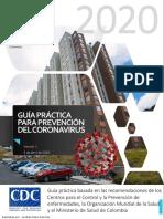 MONTERREY DE SAN CARLOS- GUÍA PRÁCTICA PARA PREVENCIÓN DDEL CORONAVIRUS