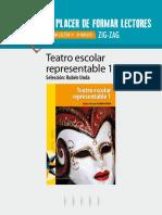 Teatro Escolar Representable 1
