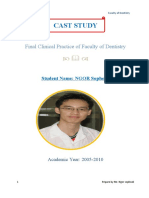 Sopheak Cast Study for Final Graduated Exam,
