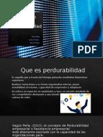 Perdurabilidad y cultura organizacional.pptx