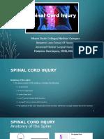 Spinal Cord Injury 2019.pptx