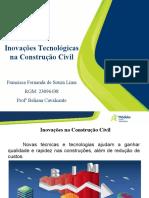 BIM  - Tecnologia da Construção.ppt