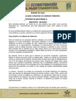 Estudio de caso Cafetería Vallecitos  COMPORTAMIENTO DE COMPRA DEL CONSUMIDOR