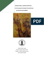2016 Autoconstrucción y ausencia del Otro Un estudio de La muerte de Artemio Cruz desde una  perspectiva psicoanalítica.pdf